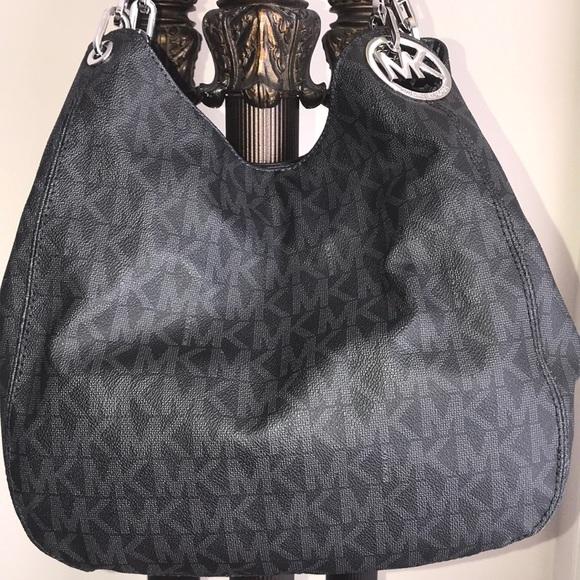 d593be60b274 MICHAEL Michael Kors Bags | Michael Kors Fulton Hobo Tote Bag Brand ...